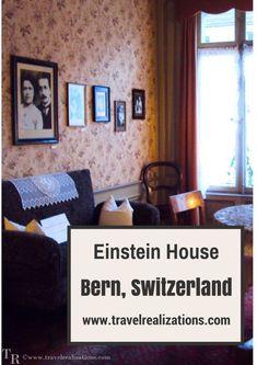 Einstein House in Bern, Switzerland - Travel Realizations