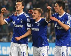 Die jungen Wilden drängen in die Nationalmannschaft. Julian Draxler, Max Meyer, Leon Goretzka!