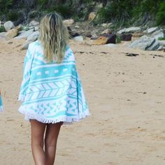 S O C O C O. Dreamer Round Poncho Beach Towel doing what it does best. Looking beautiful   #sococo #superfoodskincare #sococoskincare #coconutoil #coconut #affordable #sydney #australia #wanderlust #dreamer #adventureisbeauty #gettheglow #beauty #skincare #summer2015 #roundbeachtowel #poncho #roundbeachtowelponcho #musthaves #summeressentials #beach #summer #natural #organic #tropical