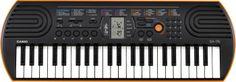 CasioSA-76 KeyboardOrange