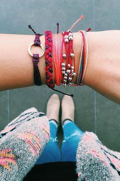 the perfect holiday wrist | Pura Vida Bracelets