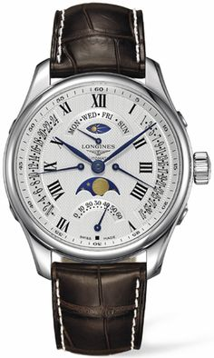 Longines Master Collection L27394713 - Luxury Of Watches
