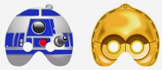 Máscaras de Star Wars para Imprimir Gratis. | Ideas y material gratis para fiestas y celebraciones Oh My Fiesta!