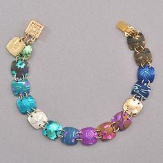 Holly Yashi Aurora Bracelet.