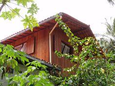 A hostel in Boipeba