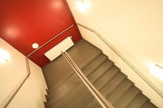 Haartmanin Sairaala lattialaatta Eiffelgres  001 Stairs, Photos, Home Decor, Stairway, Decoration Home, Staircases, Room Decor, Ladders, Cake Smash Pictures