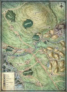 Daggerford Region (Digital)