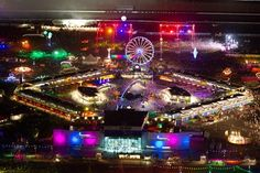 Electric Daisy Carnival 2012: Day Three - Phoenix New Times