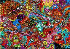psychedelic - Penelusuran Google