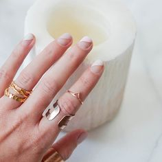 Here's the Hint of Spring Your Manicure Is Missing: The following post was originally featured on Advice From a Twenty Something and written by Amanda Holstein, who is part of POPSUGAR Select Beauty.