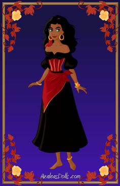 Esmeralda Halloween
