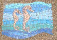 Mosaic On Pinterest Mosaic Tiles Sea Fish And Mosaics