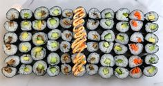 I am in love with vegan sushi. I'll go to Wegmans multiple times a week and drop about $6 each time on a lovely avocado roll. It really hurts the small budget I have for food made outside of …