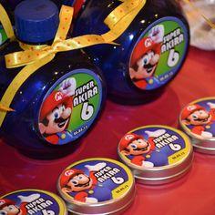 Mario's favor!