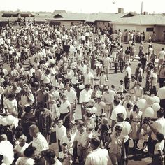 For three generations, our family has been hosting Grand Openings here in the Central Valley. Photo: Sept 16, 1963 Grand Opening of College Green at Willow & Shaw in Clovis.