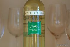 Senso Trebbiano Rubicone IGT is a light and refreshing Italian white wine from the Romagno region! Italian White Wine, Wines, Bottle, Flask, Jars