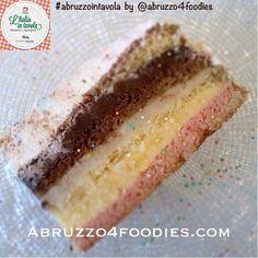 Gradite una fetta di 'Pizza dolce' tipica dell'Abruzzo? #italiaintavola #abruzzointavola #traditionalfood #italianrecipe #italianfood #italy