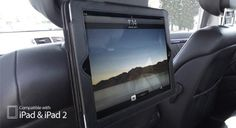 awesome Apple iPad Headrest Case (Please Check Model When Ordering) - PARENT