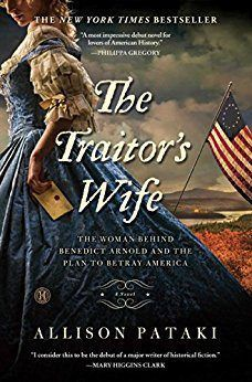 Fans of historical fiction: Check out The Traitor's Wife by Allison Pataki, a stunning novel not to be missed.