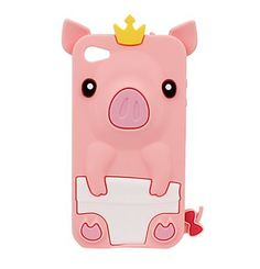 Curiosa carcasa para iPhone 4/4S ya disponible en http://www.facebook.com/Thefunnycases ¡Feliz compra! :D