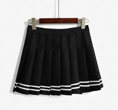 New Arrivals Women's AA style Pleated Bust Skirt Mini High waist vintage tennis skirts black and white cute short skirts S M L-in Skirts from Women's Clothing & Accessories on Aliexpress.com | Alibaba Group