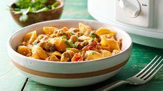 Slow-Cooker Chalupa Dinner Bowl recipe from Betty Crocker