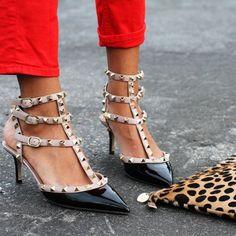 Puedes darle el toque necesario a tu look con los zapatos adecuados, atrévete! http://www.linio.com.mx/moda/calzado-para-dama/?utm_source=pinterest_medium=socialmedia_campaign=MEX_pinterest___fashion_estilozapatos_20130408_14_visible