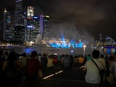 """Fire, Water and Light - The """"Wonder Full"""" Spectacular on the Marina Bay, Singapore (5)"""