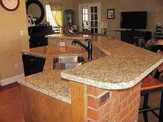 kitchen arrangement