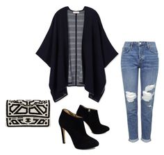 """""""free time"""" by monika1555 on Polyvore featuring Tory Burch, Topshop, Giuseppe Zanotti and Chanel"""