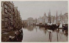 Damrak Rotterdam, Old World, New York Skyline, Old Things, Urban, History, Gallery, Travel, Image