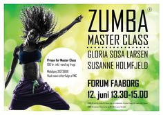 Forum Faaborg / FB Annonce Master Class, Zumba, Fitness, Artwork, Work Of Art, Health Fitness, Rogue Fitness, Gymnastics