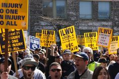 Union Thugs Threaten To Rape Company Manager's Daughter, Hurl Racial Slurs At Security Officer…