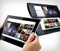 Sony's new tablet