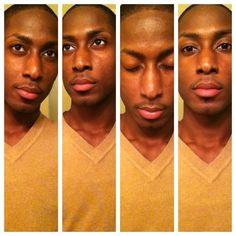 My faces in the morning