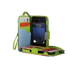 Multi-Color Wallet for iPhone 4/4s