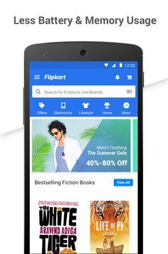Flipkart Online Shopping- screenshot Ecommerce App, Life Of Pi, Fiction Books, Google Play, Online Shopping, Memories, Apps, Memoirs, Souvenirs