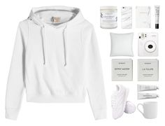 """""""- comfy -"""" by cth04 ❤ liked on Polyvore featuring Vetements, Herbivore, NARS Cosmetics, Reebok, Byredo, Villeroy & Boch and Pom Pom at Home"""