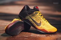 Another Look At The Upcoming Nike Kobe 11 Bruce Lee