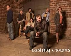 Casting Crowns; all around great Christian group, can never go wrong with their music!