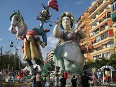 Fallas, Valencia