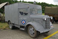 RAF Austin K2, Wing and wheels 2013