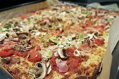 Low Carb Pizzaboden aus Blumenkohl, ein beliebtes Rezept aus der Kategorie Trennkost. Bewertungen: 570. Durchschnitt: Ø 4,3.
