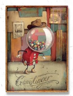 Gumslinger by Mateo Dineen