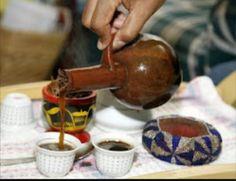 Sudanese traditional coffee
