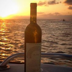Welcome on board. Let's sail away to Cayman Islands with irresistible #PinotGrigio #SantHelena!   ...by #Fantinel