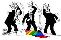 desenhos casal de gays - Pesquisa Google