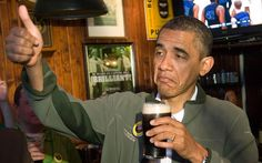 I like both the President and Guiness. WhooHoo