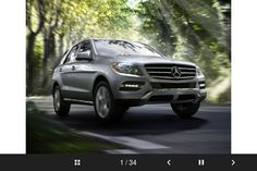 34 Pictures (Slideshow) of the Mercedes-Benz M-Class.     Click for link