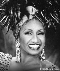 Our timeless Cubana Celia  Cruz.